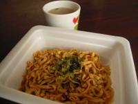 マルちゃん 焼うどん弁当-3