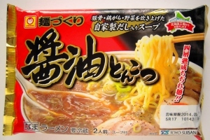 マルちゃん 麺づくり 醤油とんこつ-1.jpg